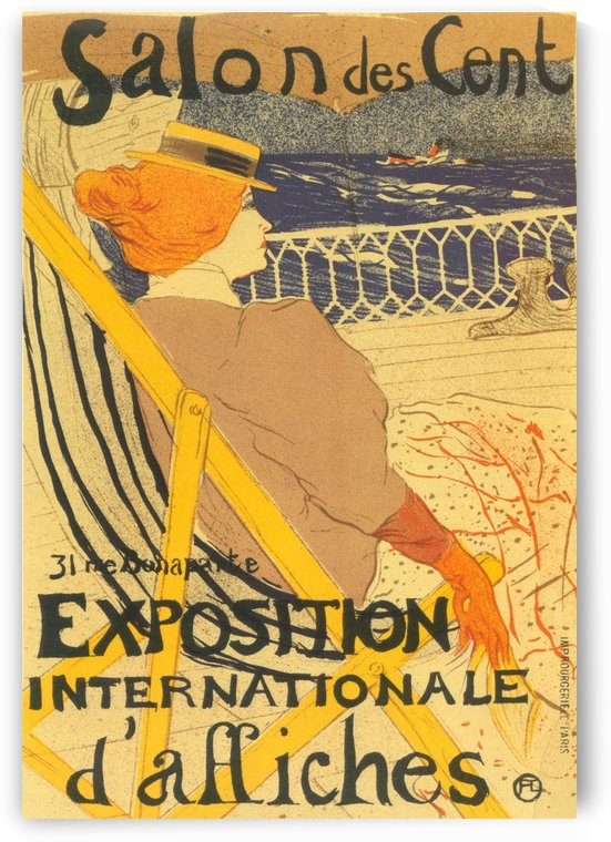 Exposition Internationale daffiches poster by VINTAGE POSTER