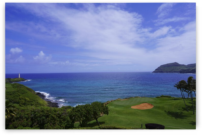 Ninini Point Lighthouse   Kauai Hawaii by 1North