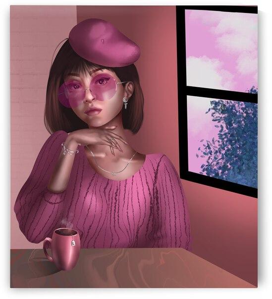 La Vie En Rose by Nathalie Vallee