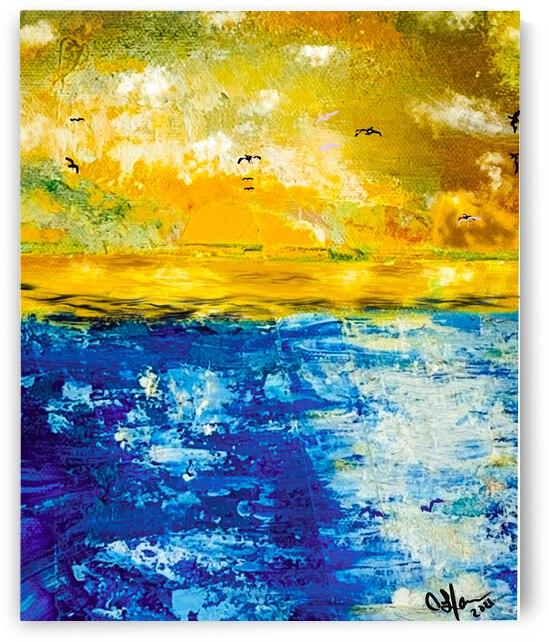 HURON LAKE by Cynthia L Harris