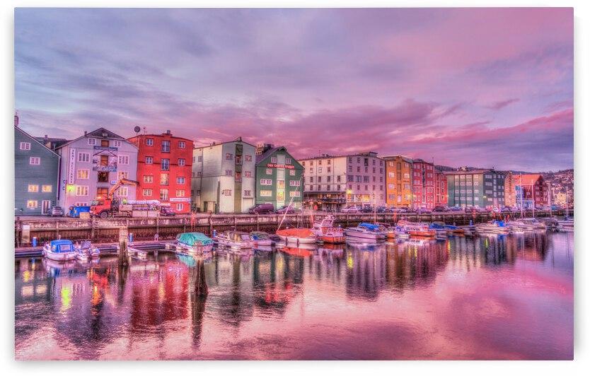 Bergen  Norway by Angel Photo Art