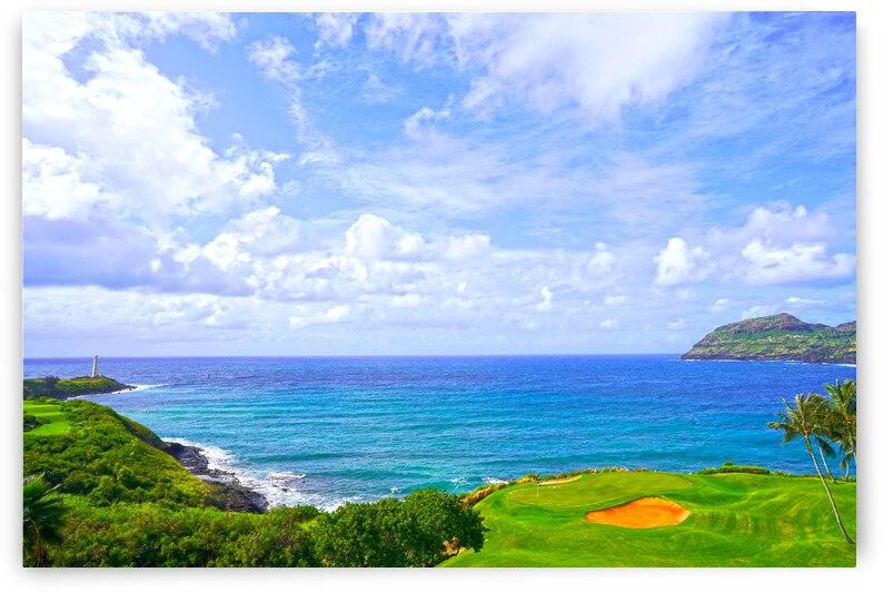 Beautiful Skies over Nawiliwili Bay in Kauai by 360 Studios