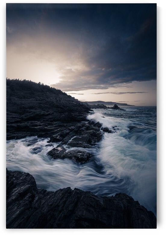 Torbay sunset by Alex Bihlo