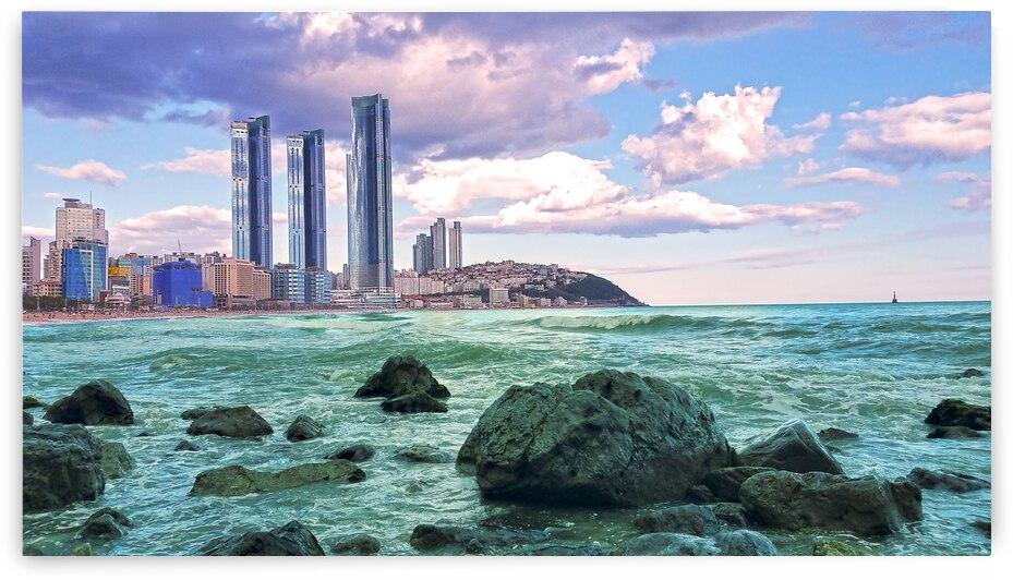 Songdo Beach Busan South Korea by 360 Studios
