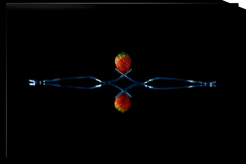 Strawberry Still Life by WOW Factor Photography