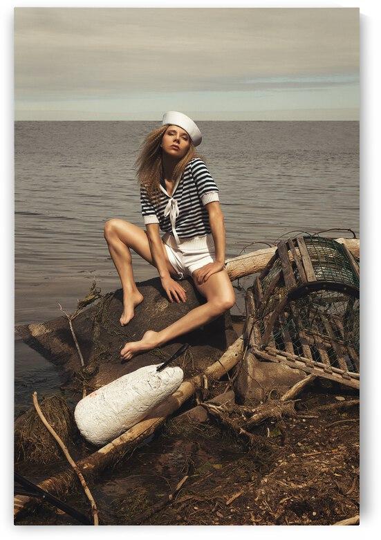 Fishermans Cove I by Artmood Visualz