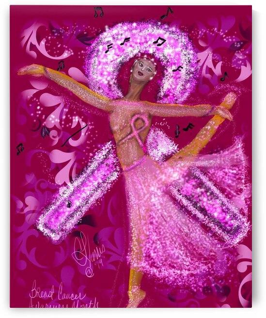 Lady Pink by Cynthia L Harris