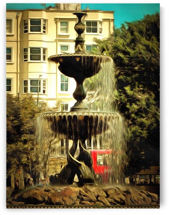 Victoria Fountain Brighton by Dorothy Berry-Lound
