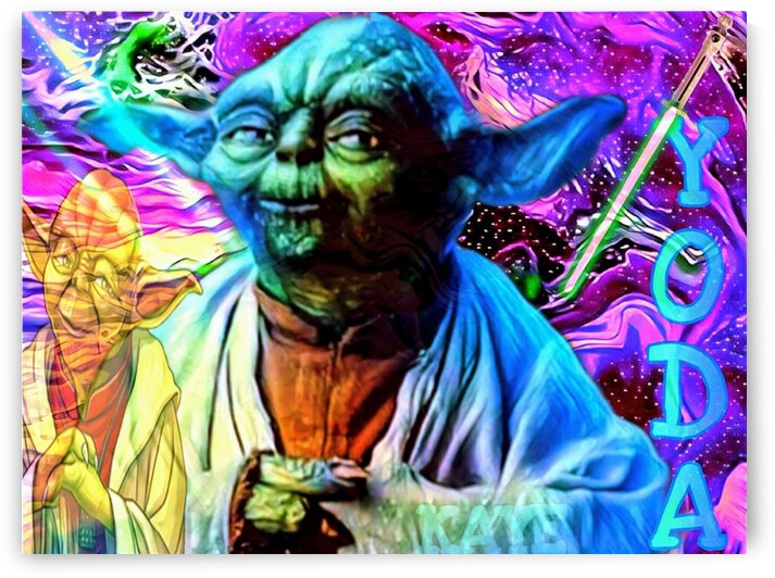 Yoda by Kaye Baby