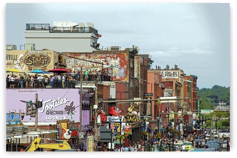 Nashville by Annamadeitt