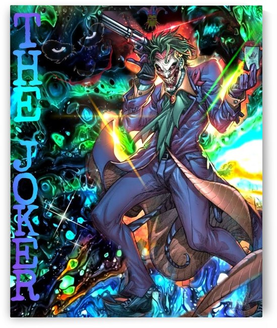 The Joker 2.0 by Kaye Baby