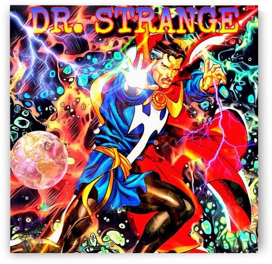 DR. STRANGE by Kaye Baby