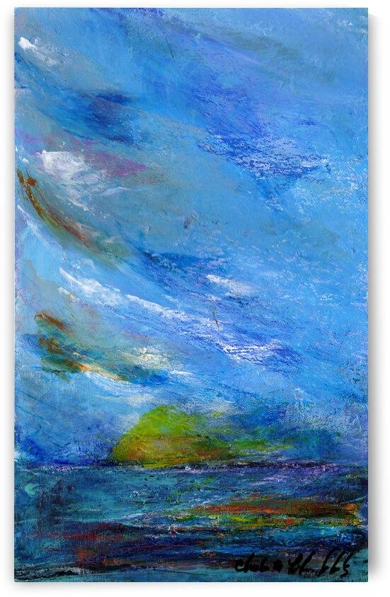 At Sea by Charlene M Fuhrman Schulz