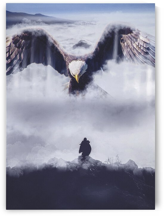 Eagle  by Max Stark