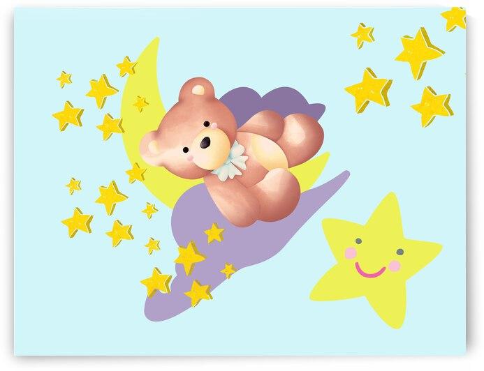 Bedtime Bear by Jennifer Jones
