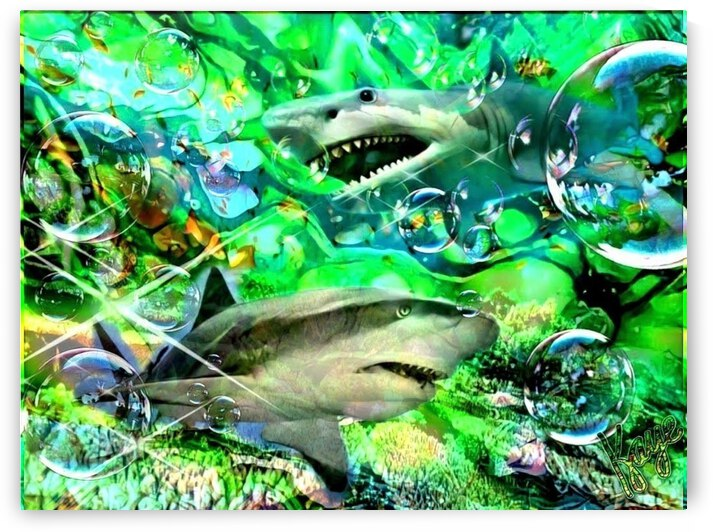 WICKED GREAT WHITES by Kaye Baby