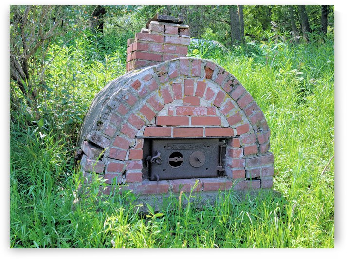 Outdoor Brick Oven by OUTDOORS PHOTOGRAPHY BY DAVID