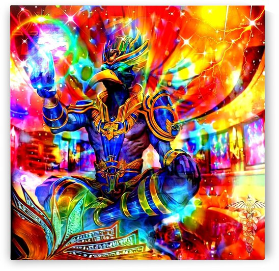 THOTH THE MAGICIAN by Kaye Baby