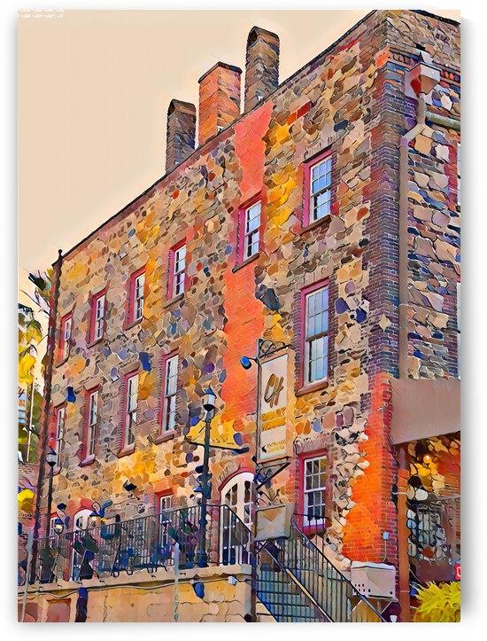 Chart House Savannah Georgia by Annamadeitt