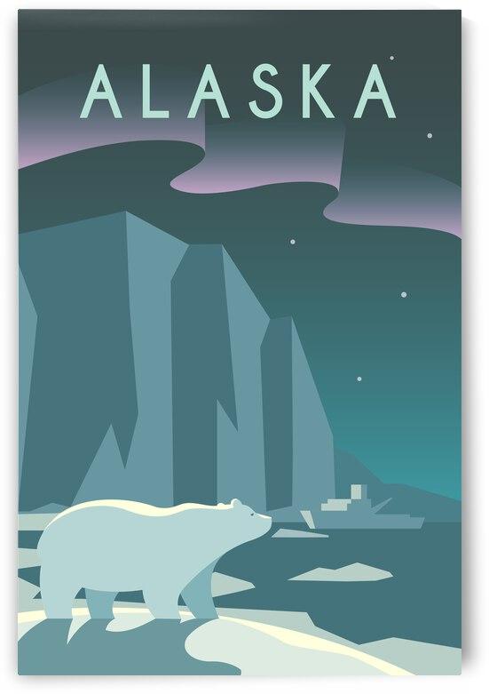 Alaska by SamKal