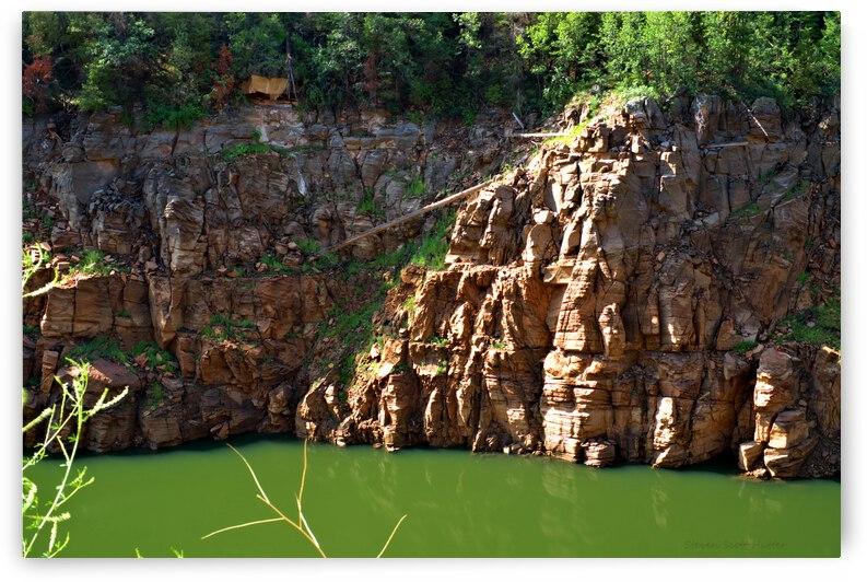 Blue Ridge Reservoir 4 by Steven Scott Hutter