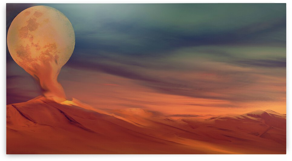 Sands Of Time by Angel Photo Art
