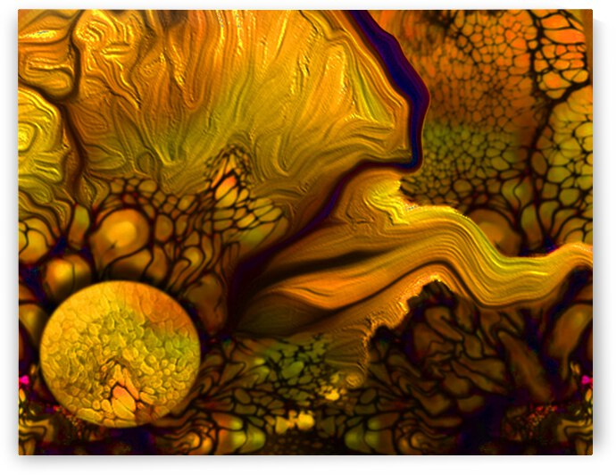 Pollens Summer Glow 1 by Aldane Wynter