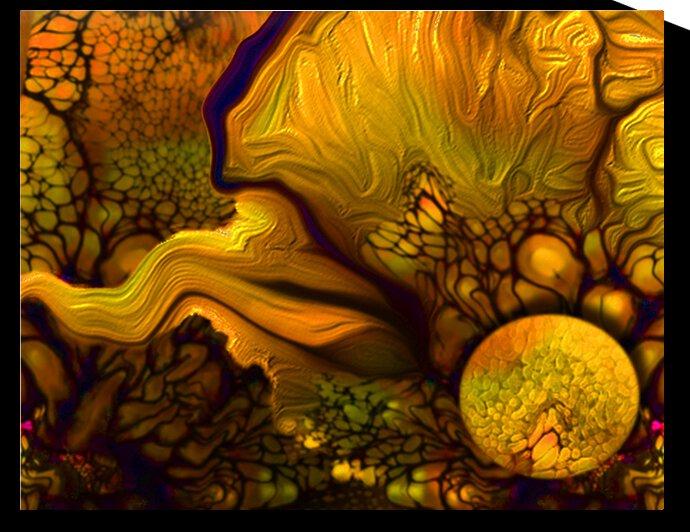 Pollens Summer Glow 2 by Aldane Wynter