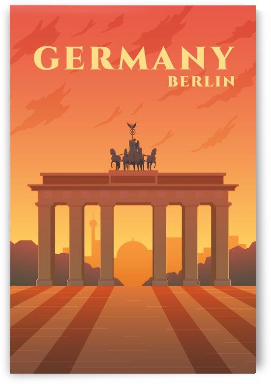 Berlin by SamKal