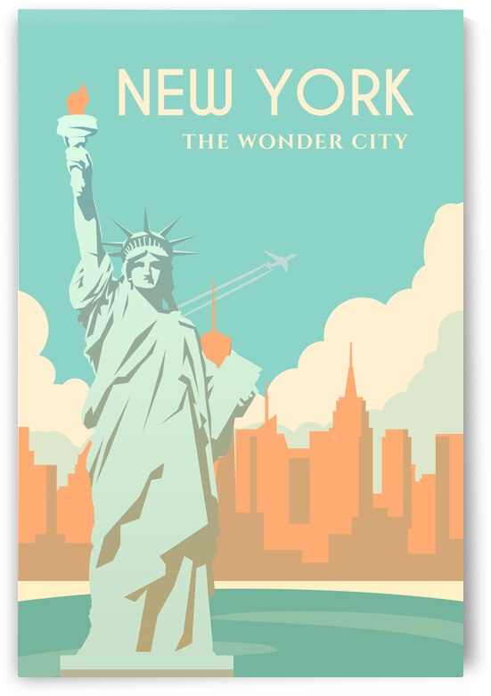 New York by SamKal