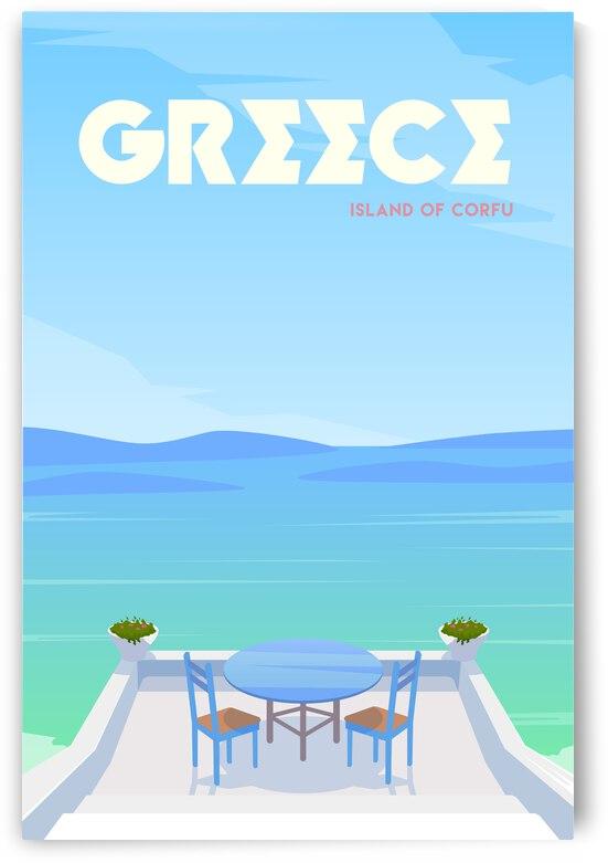Greece by SamKal