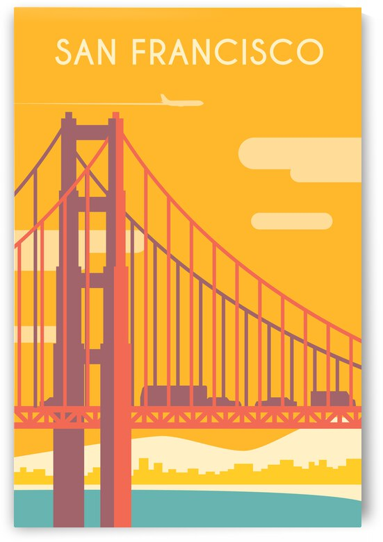 San Francisco by SamKal