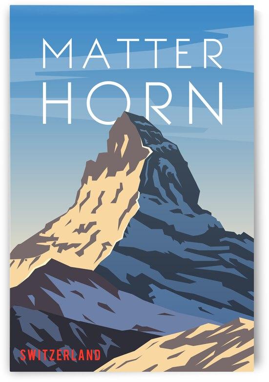 Matterhorn by SamKal