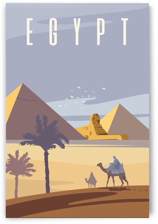 Egypt by SamKal