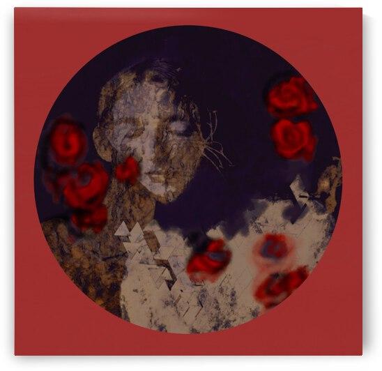 Rose by DJART Ann Saint Gelais