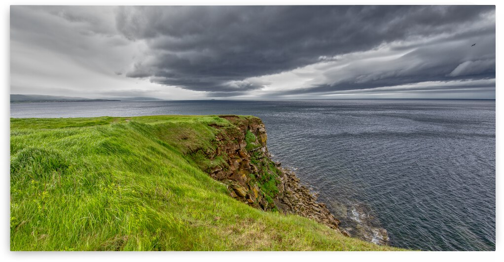 Cheticamp Island Drama by Michel Soucy