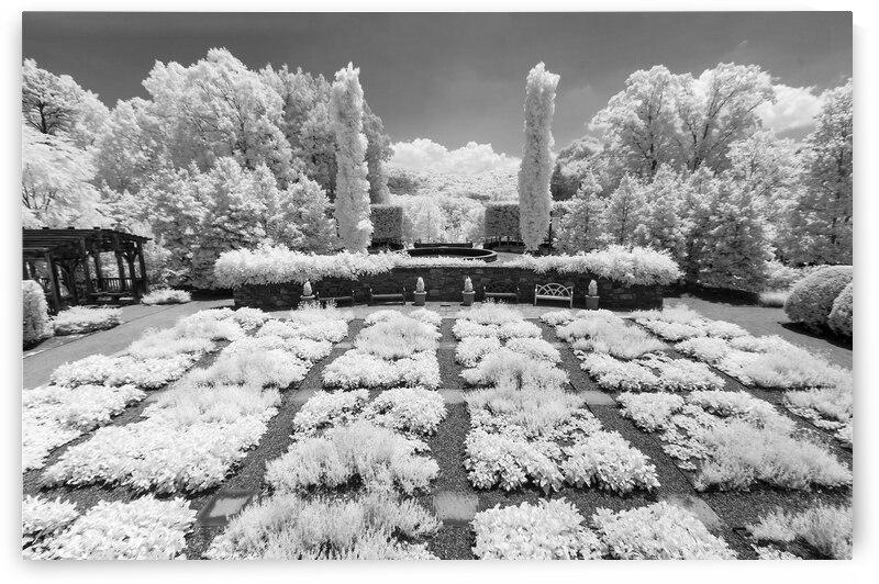 Asheville Arboretum quilt garden by Bob Barbour