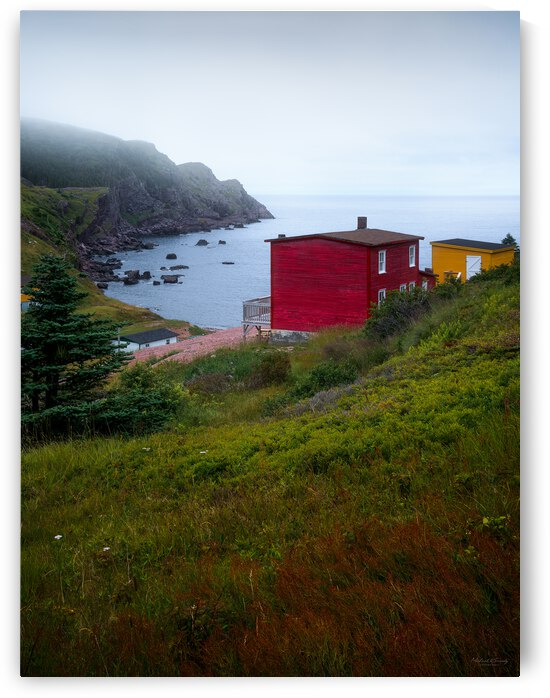 Red Head Cove by Michael Kennedy Photoworks