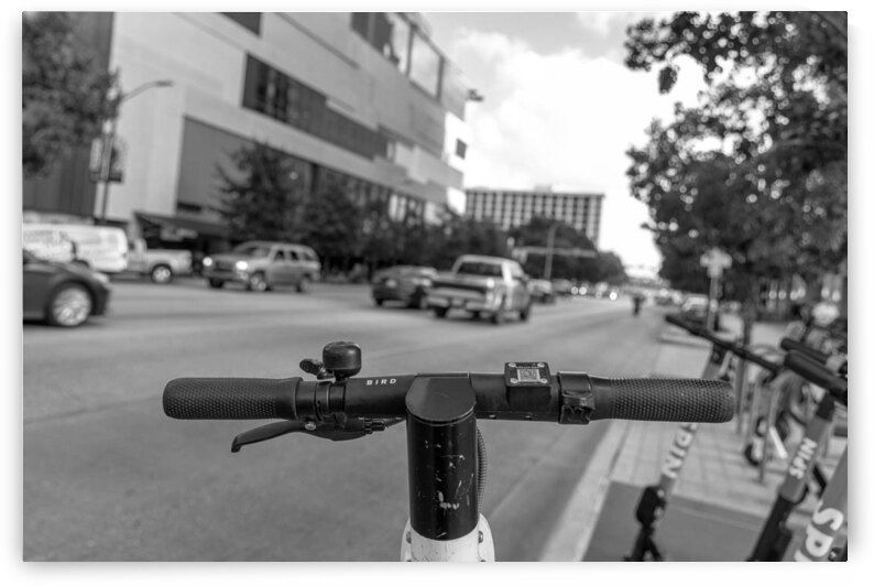 Austin Scooter Ride by Liberto Photo