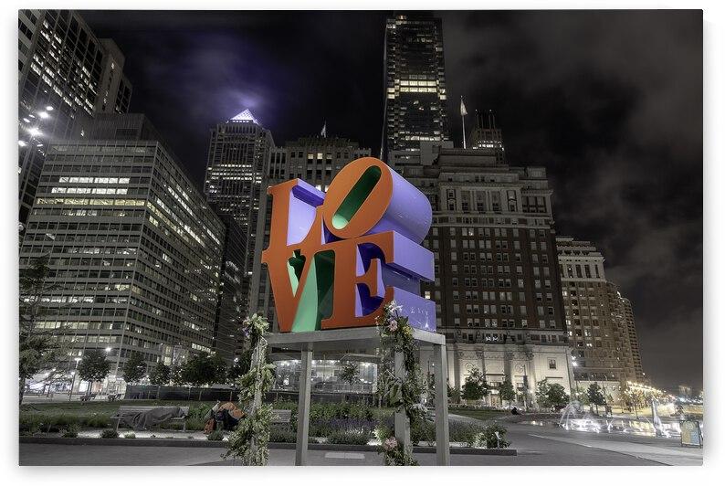 Love Park Philadelphia by Liberto Photo