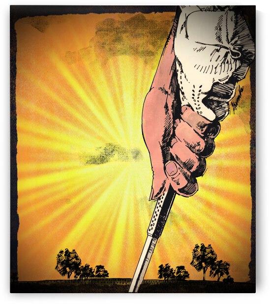 1985 Golf Art | Row 1 by Row One Brand