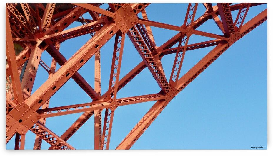 Under the Golden Gate Bridge by Nancy Coviello