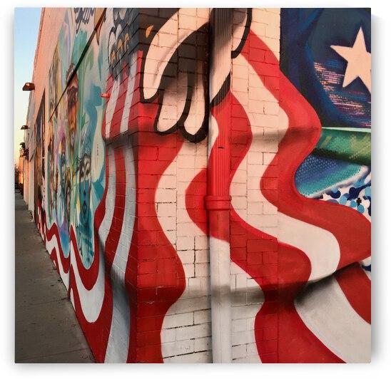 American Graffiti by Nancy Coviello