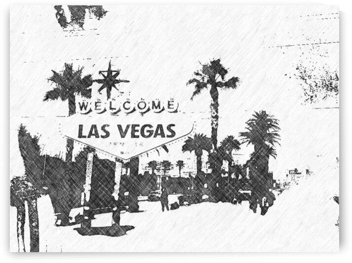 Las Vegas BNW   by Johnnyphotofreak