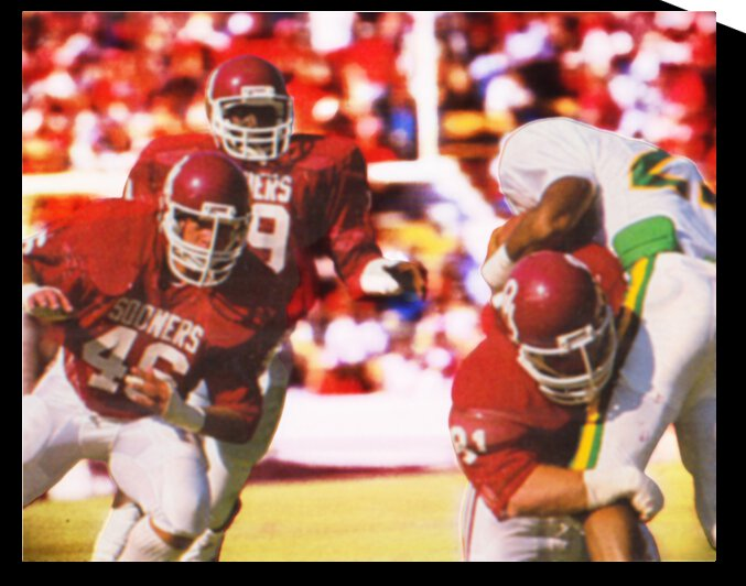 1984 Oklahoma Football | Row 1 by Row One Brand