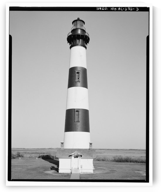 Bodie Island Light Station (Detail), NC by Stock Photography