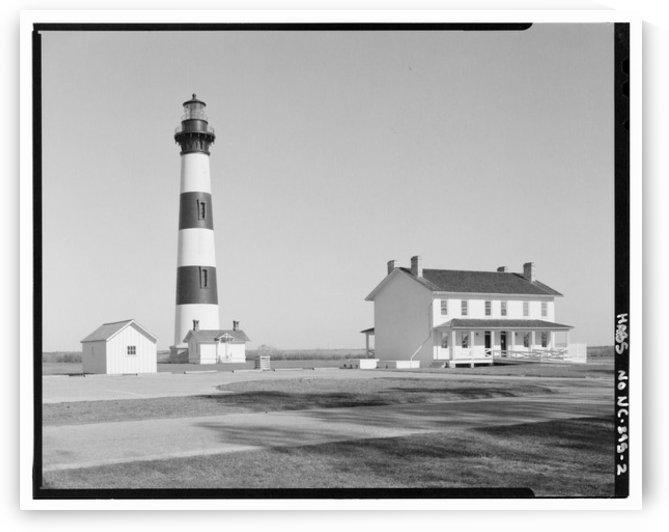 Bodie Island Light Station, North Carolina by Stock Photography