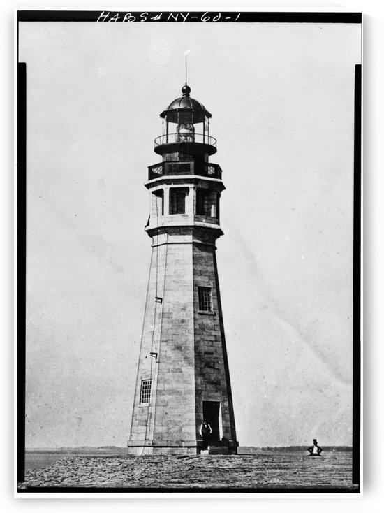 Buffalo Lighthouse, New York by Stock Photography
