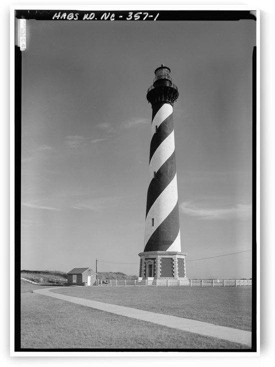 Cape Hatteras Lighthouse, North Carolina by Stock Photography