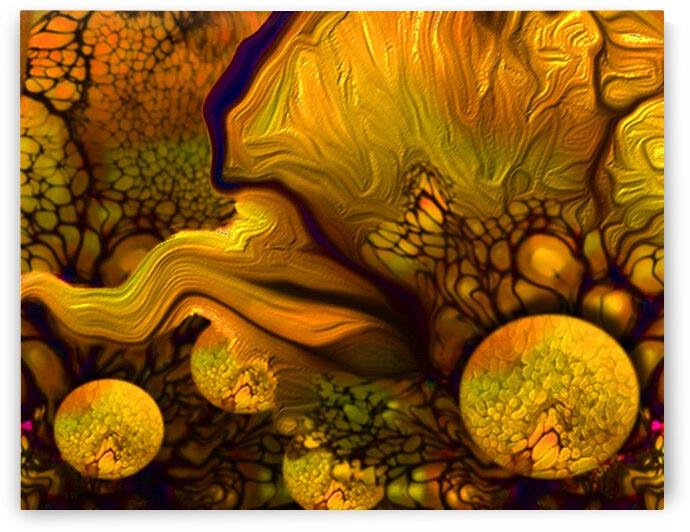 POLLENS SUMMER GLOW 5 by Aldane Wynter